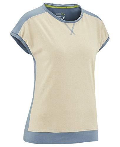 EDELRID Damen Greenclimb T-Shirt, Peanut, XL