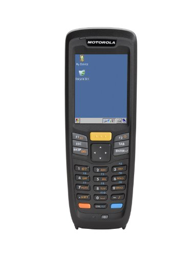 Buy Zebra Technologies MC2180-AS01E0A Series MC2100 Industrial Enterprise Handheld Mobile Computer, ...