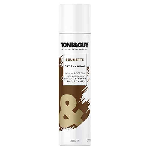 Toni & Guy Toni&Guy Dry Shampoo Brunette 250 ML, 250 milliliters