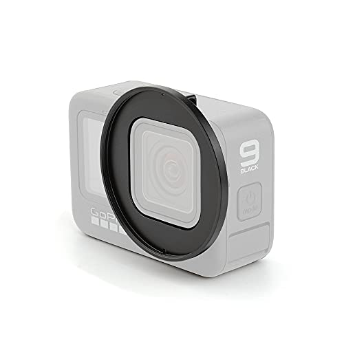 U/R Honbobo Soporte de fijación para filtro / anillo adaptador de filtro para GoPro Hero 9