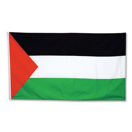 Palästina Flagge Fahne 90 * 150 cm