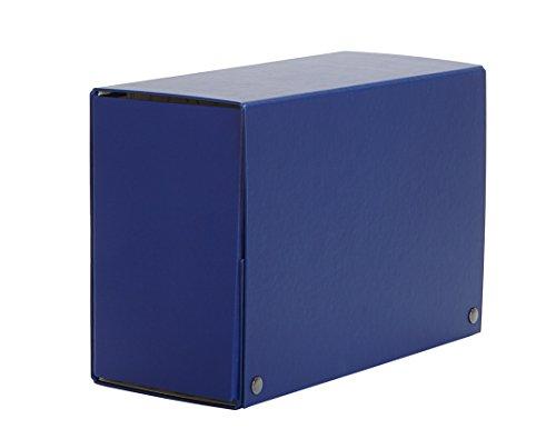 Pardo 879371 - Estuche de proyectos con broche, 200 mm, color azul