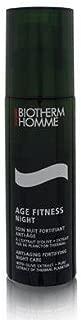 Biotherm Age Fitness Advanced Night Cream for Men, 50 Milliliter