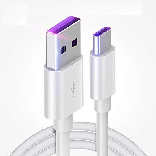 2 unids 0.3 m 5A Super carga rápida USB tipo C cable...