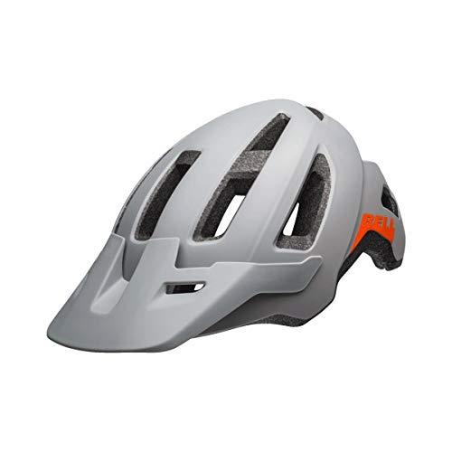 BELL Nomad Casco para Bicicleta de montaña, Gris, Talla única