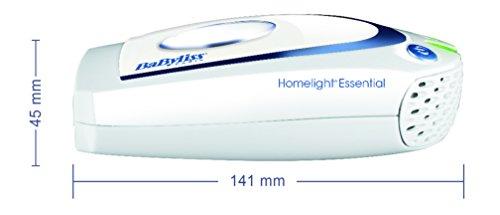 Babyliss - G933E - Epilateur à Lumière Pulsée Homelight Essential