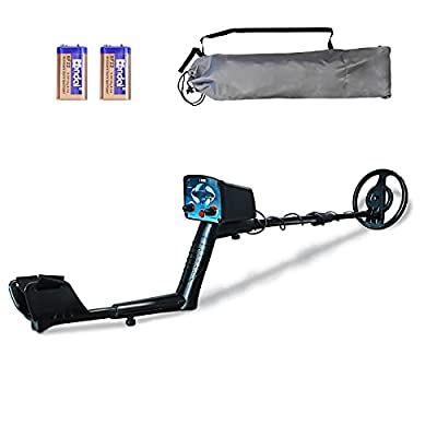 Amazon - 35% Off on Metal Detector for Adults, Waterproof Coil for Shallow Water Searching
