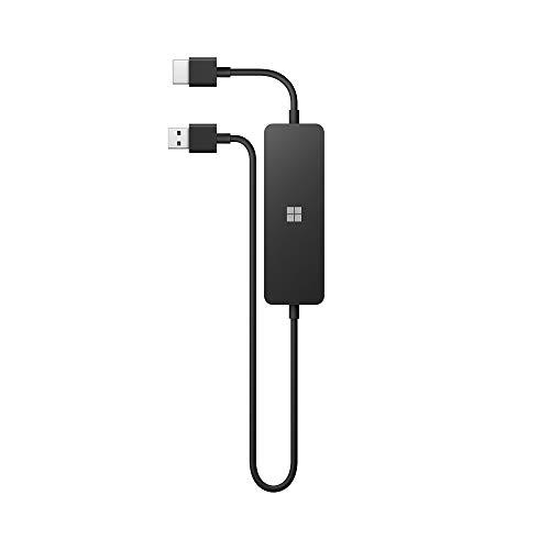 Microsoft 4k Wireless Display Adapter, Black