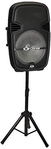 bocina con karaoke fabricante Donker