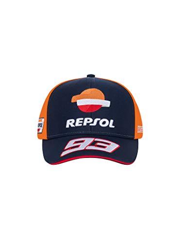 MM93 Gorra Oficial MotoGP Repsol Dual