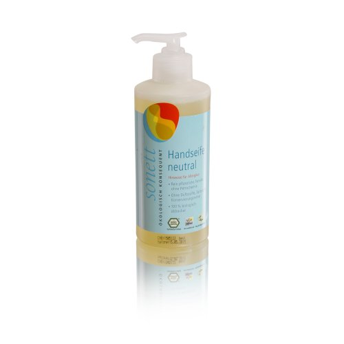 sonett Handseife sensitiv, Spender, 300 ml