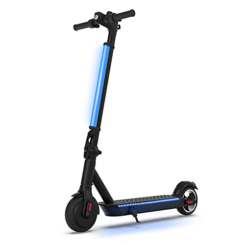 Hiboy Electric Scooter, Cool Front Light Electric...