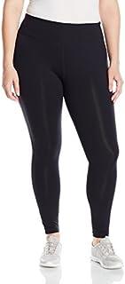 Rainbeau Curves Women's Plus Size Premier Basix Nylon Legging