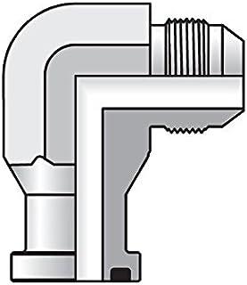 Parker Triple-Lok - Code 62 Flange 90° Elbow Code 62 / 37° Flare