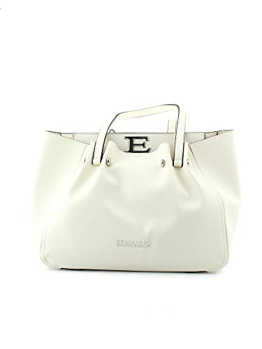 ERMANNO SCERVINO - Small tote giovanna #white 12400946