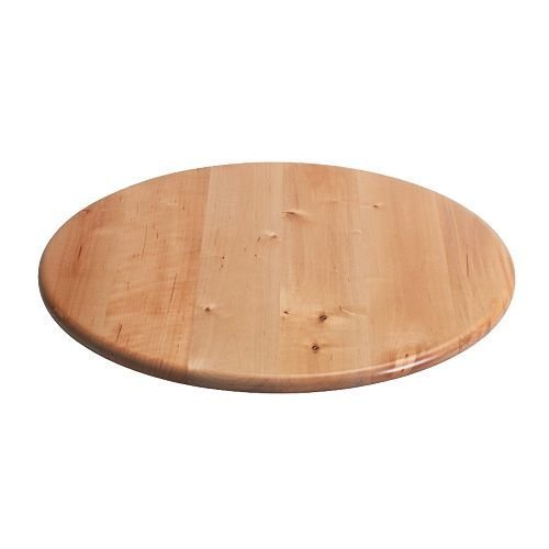 IKEA SNUDDA–Lazy Susan madera maciza de abedul–39cm