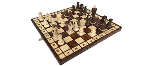世界最高峰のハンドメイド・チェスセット Wegiel Chess Royal 30 (ロイヤル30)日本正規品
