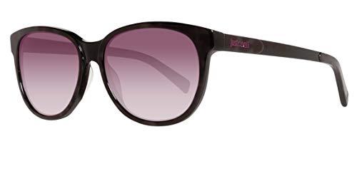 Just Cavalli JC673S 5556Z Sunglasses JC673S 56Z 55 Rund Sonnenbrille 55, Braun