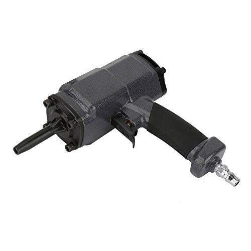 fuwinkr Pistola de extracción de Clavos, Extractor de Clavos neumático Ahorro de energía ecológico, para Reciclar y Quitar Clavos de Clavos Rectos desechados en Piezas de Madera