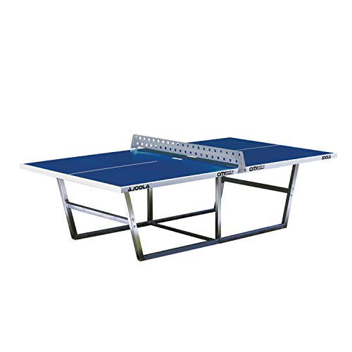 JOOLA City - Outdoor Table Tennis Table with Weatherproof Steel Ping Pong...