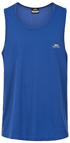 Trespass Dario Men's Vest Top Bleu Bleu Brillant x-Large