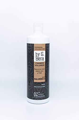 Champú Volumen con Ácido Hialurónico 500 ml By G. Bera