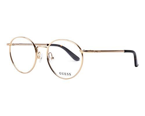 Guess GU-2725 032 - Gafas de sol (metal), color dorado