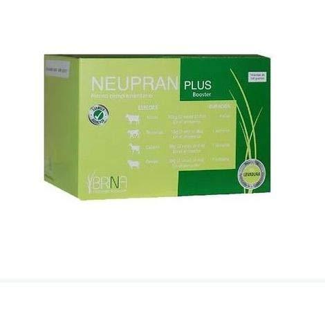 BRINA NEUPRAN Plus Pienso complementario para Vacas, terneros, Cabras y ovejas - Caja 10 Sobres 100g