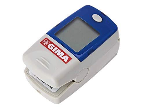 GIMA 34282 OXY-5 Fingertip Impuls Oximeter Adatto per adulti e bambini