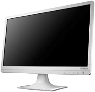 I-O DATA LEDバックライト採用 21.5型ワイド液晶ディスプレイ ホワイトモデル LCD-MF222EWR