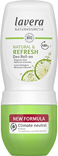 Lavera Deo Roll-On Natural & Refresh 50ml