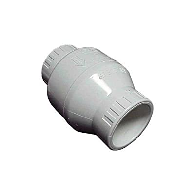 """Spears S152015 1.5"""" PVC Utility Swing Check Valve by Spears"""