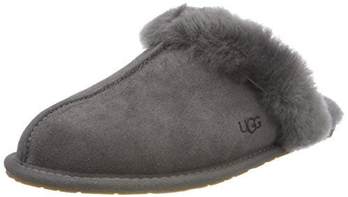 UGG Female Scuffette II Slipper, Nightfall, 8 (UK)