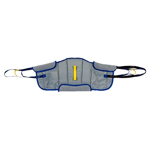 Patient Aid Sit to Stand Padded Patient Lift Sling, Stand Assist Sling, Size Regular (Medium), 400lb Weight Capacity