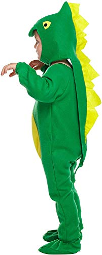 HENBRANDT Disfraz de Dinosaurio Infantil Fancy Dress para niños de 3 a 4 años