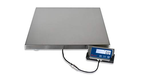 SCALESON S180 - Bilancia a piattaforma, portata massima 300 kg - 100 g