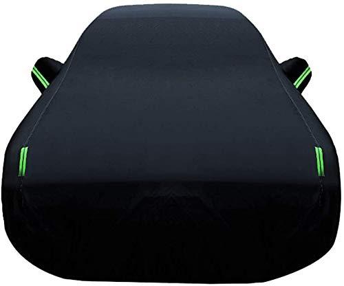Funda para coche compatible con Ferrari 360, 456, 458, 488, impermeable, ignífuga, no daña la pint