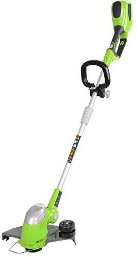 Greenworks Tools 40V Akku-Rasentrimmer 30cm (ohne Akku und Ladegerät) - 21107