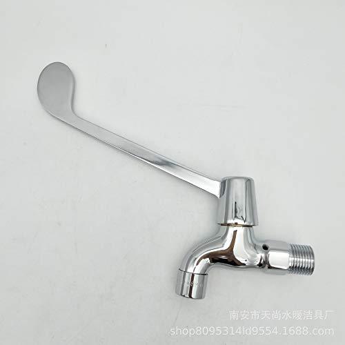 Medische kraan koperen tip nozzle net nozzle uitbreiding handkraan koperen tip nozzle wasmachine kraan