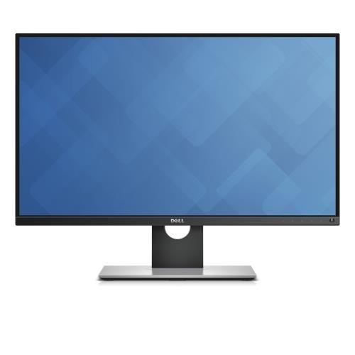 DELL UltraSharp UP2716D 27' Black, Silver 2K Ultra HD Matt