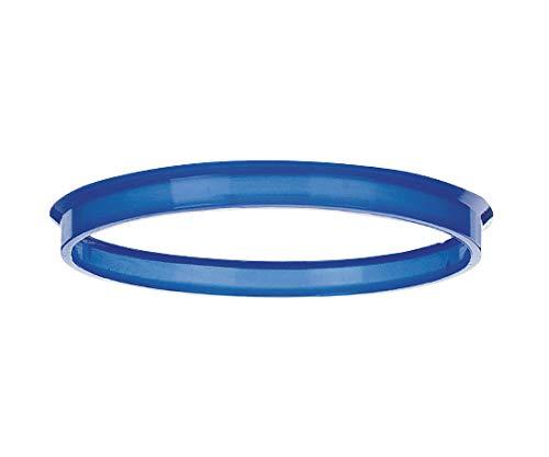 アズワン メディウム瓶用交換シールリング(青色) /3-6007-08