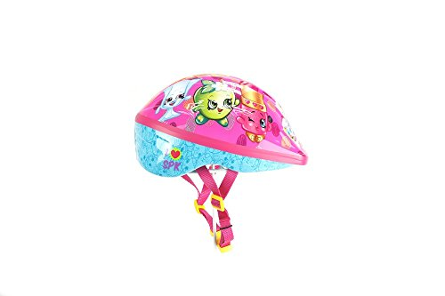 Shopkins 2D Bike Helmet, Multi