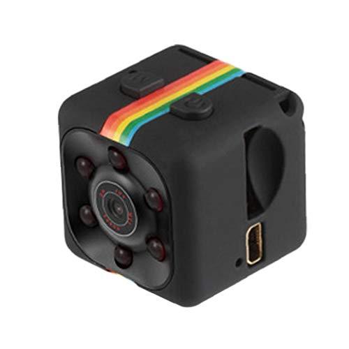 Gracy Kamera-HD 1080P Bewegungs-Sensor-Nachtsicht SQ11 Mini-Camcorder Micro DVR Camara Sport DV-Videogerät BlackVideo Kamera
