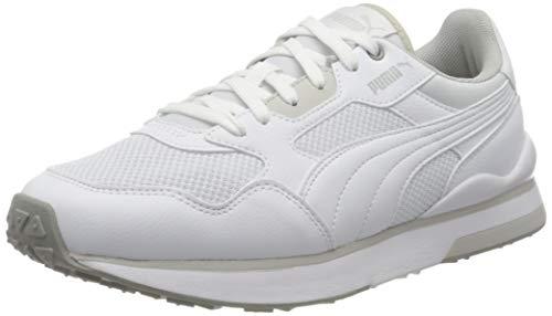 PUMA R78 Futr, Zapatillas Unisex Adulto, White White, 38 EU