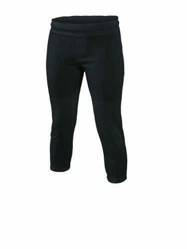 EASTON ZONE Softball Pant, Women's, Medium, Black