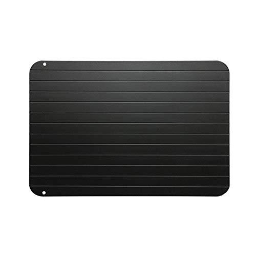 ZZYXiao Auftauplatte für schnelles Auftauen von Tiefkühlkost (TYPE2)