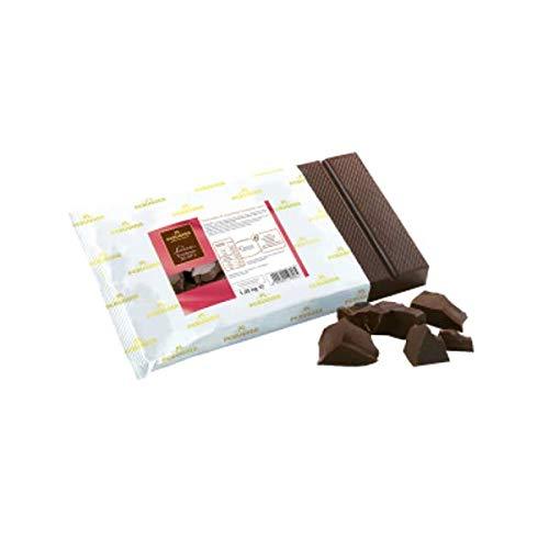 PERUGINA 1,25 kg Fondant chocolade Luisa 38 – 40% van doeken voor gebak en ijs.