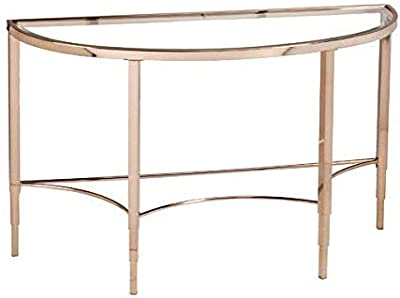 Amazon Com Stein World Furniture Mercury Demilune Sofa
