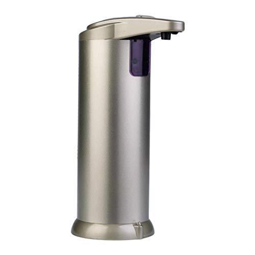 Elektrischer Seifenspender Aus Edelstahl, Der Neueste Wasserdichte Automatische Infrarot-Sensorseifenspender Für Bad Und Küche Von R-WEICHONG