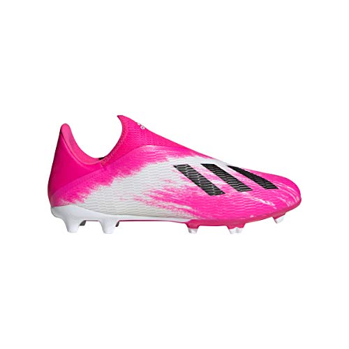 adidas X Uniforia 19.3 LL FG Blanco Rosa, Blanco, 39 1/3 EU